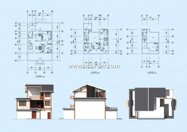 Prefabricated House Affordable House