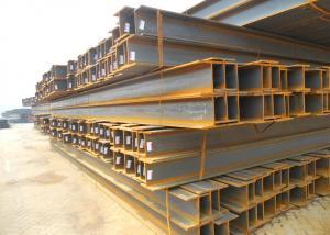 Hot Rolled Steel Welded H Beam