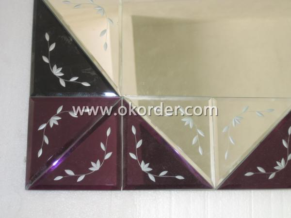 Detailed pic of mirror