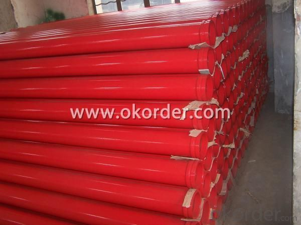Concrete Pump Delivery Hardened Pipe 3M