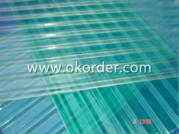 FRP Roofing Panel S05