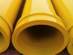 Concrete Pump Delivery Pipe 1M