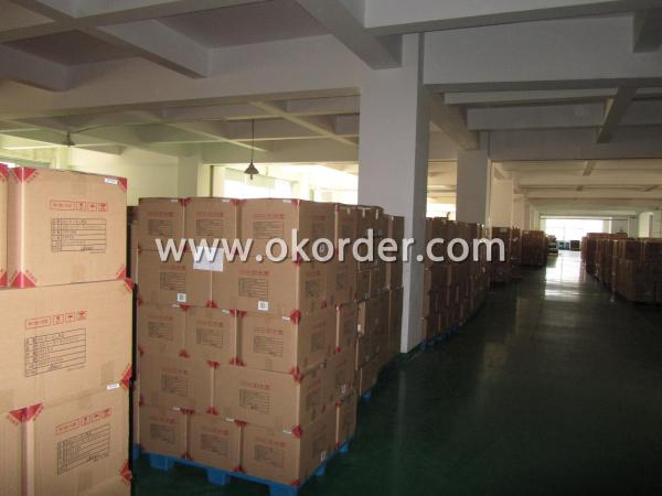 delivery of China Cloth Tape CG-70R