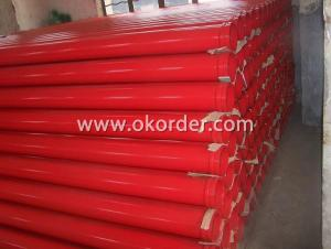 Concrete Pump Delivery Hardened Pipe 1M