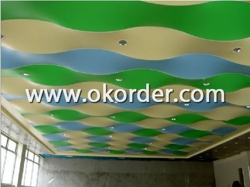 pvc film ceiling