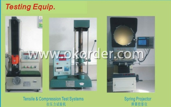 Precision Compression Spring testing equipment