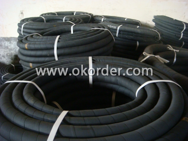 Fabric-reinforced Rubber Hose Package
