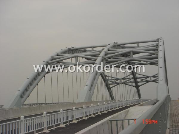 steel structure bridge