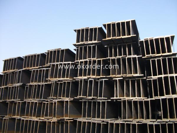 Hot Rolled Steel H-beam For Sale