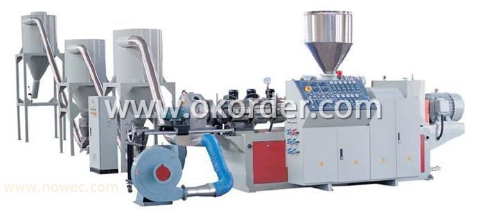 XPS Foamed Board Production Machine