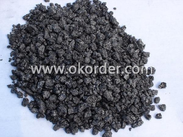 Calcined Petroleum Coke FC 98.5% S 0.7% max