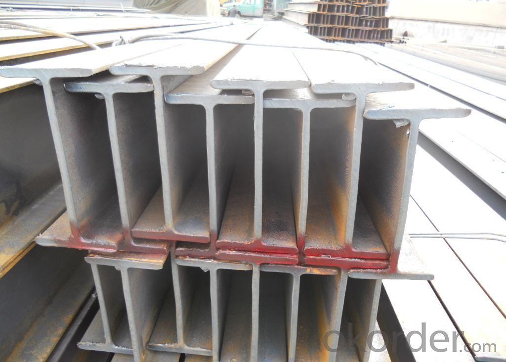 Hot Rolled Steel Wide Flange H Beam