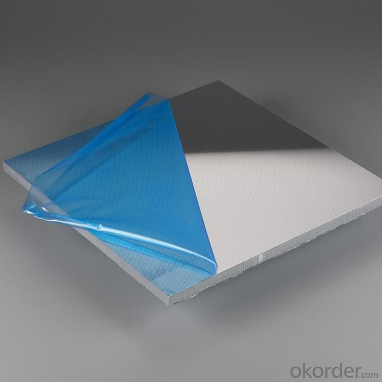 China Manufacturer of High Quality Aluminum Plates 3XXX