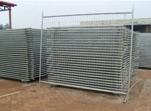 High Quality Galvanized Temporary Fence