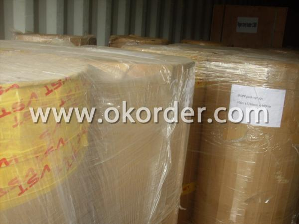 delivery ofBag Sealing Tape (Middle )BG-14P For Industry