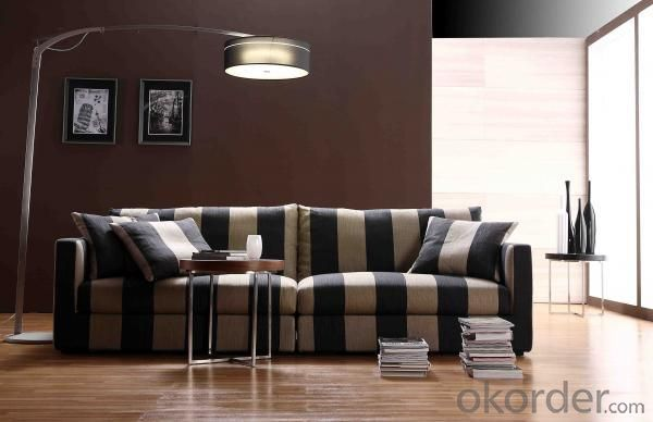 Fabric Modern Sofa Furniture Set Elegant Design