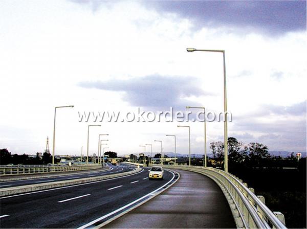 FRP Lighting Pole D40