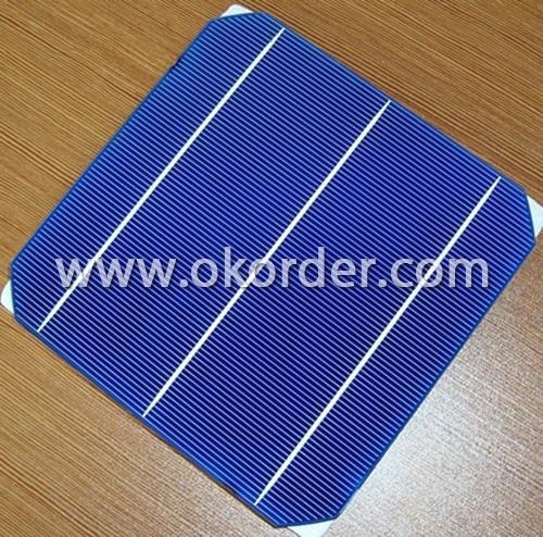 Mono Solar Cell 156mm