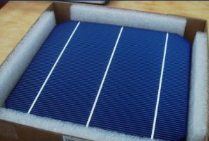 Level A High Quality Mono Solar Cell 156mm with TUV,CE Certification