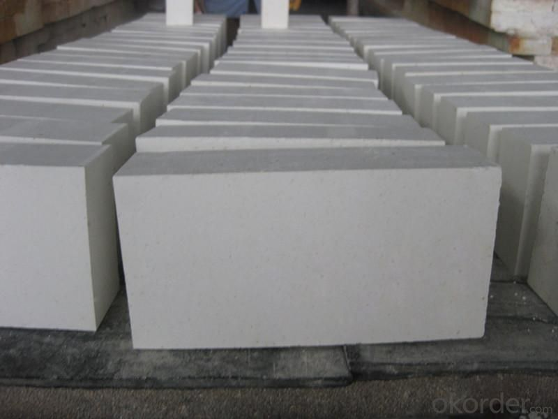 Silimanite Brick SAS60B