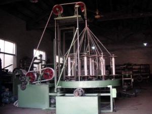 Rubber Hose Knitting Machine QX