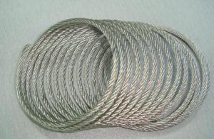 Galvanized Steel Wrie Rope