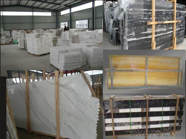 Volas White Marble Tiles M121
