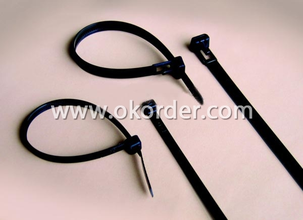 Nylon Cble Tie HS-650