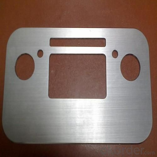 OEM Precision Customized Aluminum Metal Stamping Parts