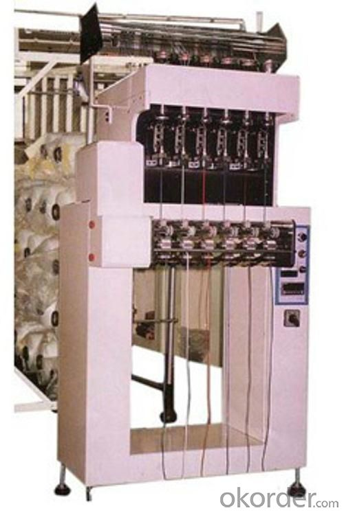 Cord Rope Knitting Machine