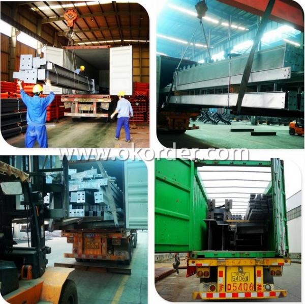 packing pics of Steel Structure Warehouse