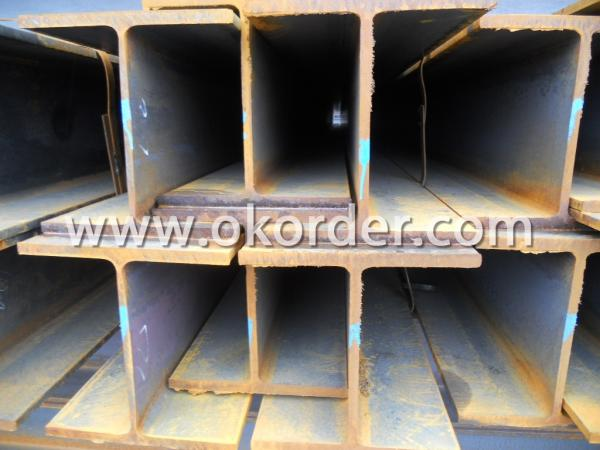 Welded H Beam
