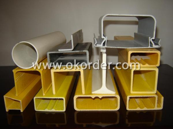 FRP Pultrusion Profiles RR18