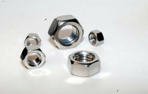 DIN934 Hexagon Nut with Metric Coarse and Fine Pitch Thread
