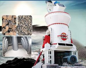Pyrophyllite Powder making machine ball mill
