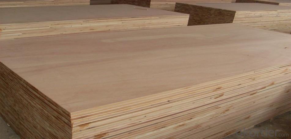 Best Quality Block Board/Melamine Blockboard with Fir /Poplar Core