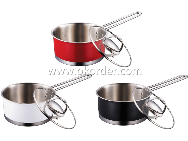 7pcs Square Cookware Set