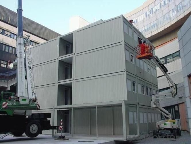 Low Cost Sandwich Panel House