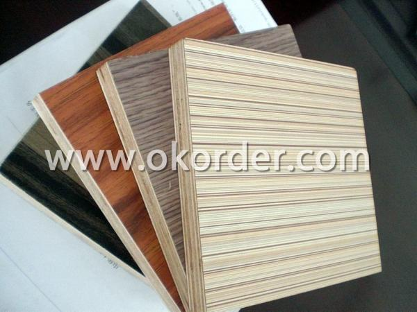 Melamine Faced plywood boards