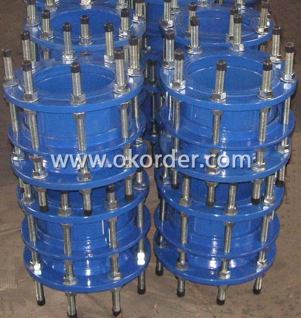 PACKAGE OF DUCTILE IRON DISMANTLING JOINT