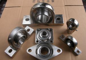 Stainless Steel Insert Building Machinery Bearing 12mm