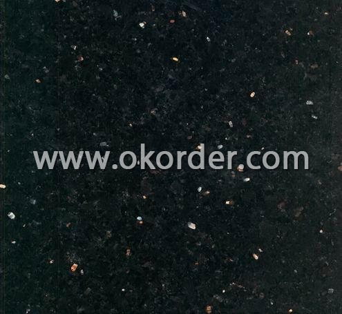 Granite Tile Black Galaxy CMAXG2003