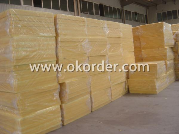 Glass Wool Board Fsk Faced