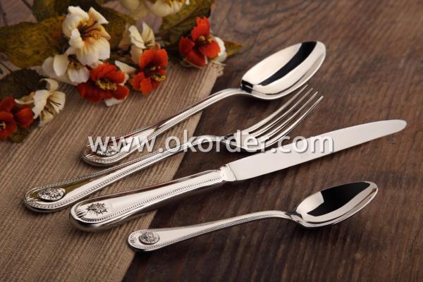 24pcs Cutlery Set