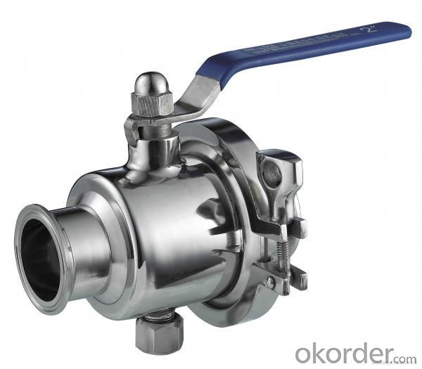 Control Valves-Trunnion Mounted Ball Valve