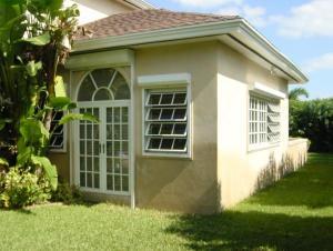 Aluminum Door with Roller Shutter Outdoor