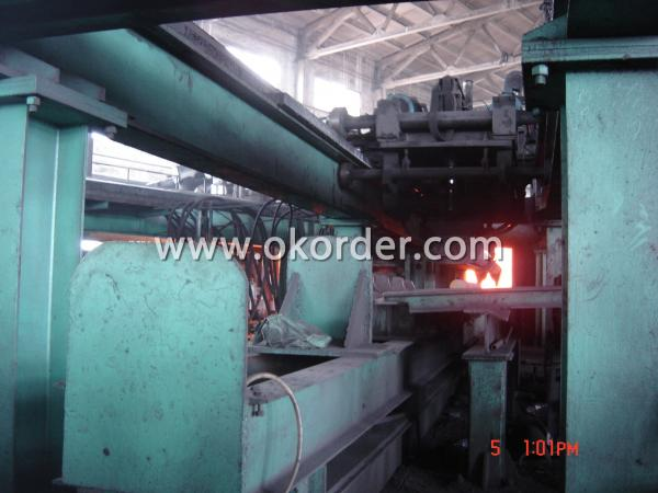 Production Line of Line Pipes API 5L