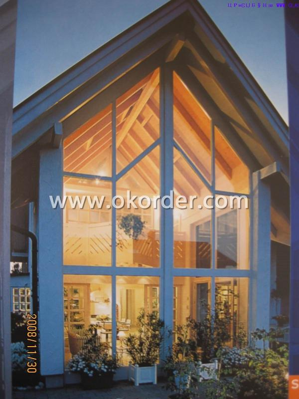 3-15mm fire-rated glass for house and building
