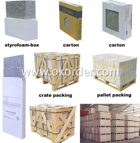 Granite Tile CMAXG5687