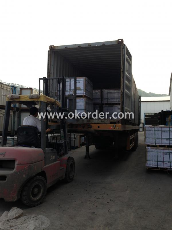 Loading Of S/S Kitchen Utensil-003